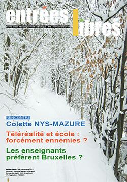 Numéro 84 - décembre 2013